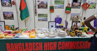 ১৫তম আবুজা আন্তর্জাতিক বাণিজ্য মেলায় বাংলাদেশ 'শ্রেষ্ঠ`