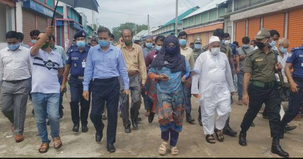 সরকারি জমিতে সাবেক এমপির অবৈধ মার্কেট, তদন্তে কমিটি