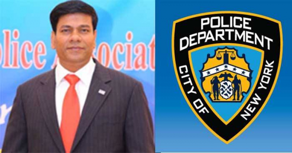 Bangladeshi-American to befirst South Asian LtCommander in NYPD