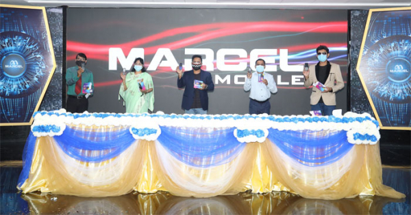 Marcel announced the commencement of its mobile phone marketing