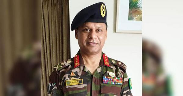 Lt Gen SM Shafiuddin Ahmed