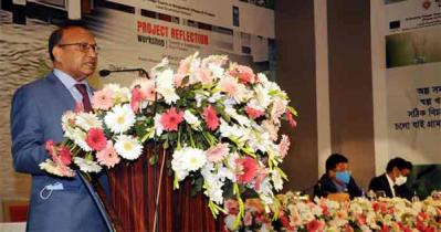 মামলায় নয়, দেশের উন্নয়নে টাকা ব্যয় করুন: এলজিআরডি মন্ত্রী