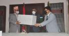 করোনায় বিপর্যস্ত নেপালে সুরক্ষা সামগ্রী পাঠাচ্ছে বাংলাদেশ