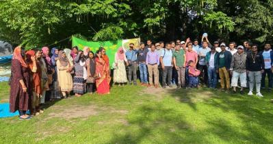 জার্মানির হামবুর্গে বাংলাদেশ সমিতির আনন্দমেলায় প্রবাসীদের ঢল
