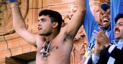 সিনেমায় আসবে সৌরভের বায়োপিক 'প্রিন্স অফ ক্যালকাটা'