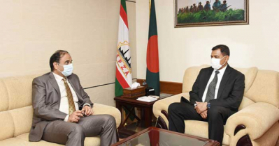 Pakistan eager to work jointly with BEPZA: High Commissioner