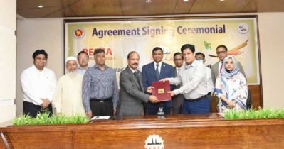 BEPZA signs MoU with NBR to expedite OSS