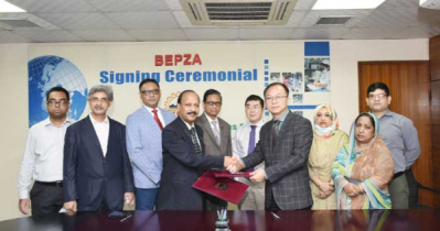 Chinese Company to Invest $6.55M for toy making in Dhaka EPZ