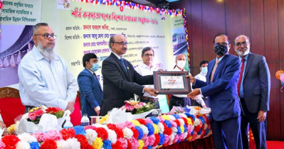 DBBL awarded Certificate of Honor as top tax payer in Banking