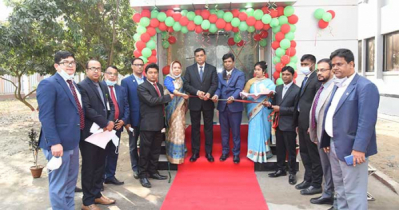 BEPZA chair inaugurates MTB ATM booth for workers near Uttara EPZ