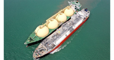 Excelerate touches 2000th Ship-to-Ship LNG transfer milestone
