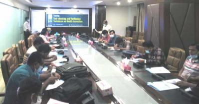 Health Journalism fact-check, verification technique workshop held