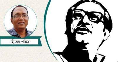 বঙ্গবন্ধুর সোনার বাংলা এখন দৃশ্যমান বাস্তবতা