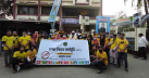 চট্টগ্রামে ভিবিডি'র মশক নিধন কর্মসূচি