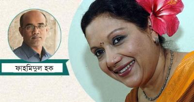 সারাহ বেগম কবরী: মেজাজী ও মানবিক
