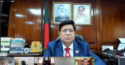 Dr. Momen urges for Commonwealth solidarity