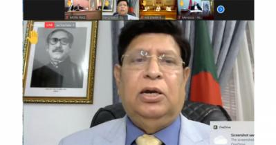Bangladesh urgesUN Security Council to addressPalestinian issue