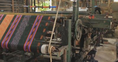 পাবনার তাঁতপল্লীতে শ্মশানের নিরবতা