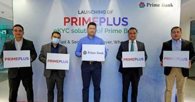 Prime Bank introduces eKYC platform 'PRIMEPLUS'
