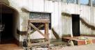 ১৩ কোটি টাকা ব্যয়ে মসজিদ: নির্মাণ কাজ শেষের আগেই ফাটল