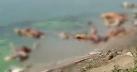 গঙ্গায় ভাসছে ৪০ লাশ, করোনায় মৃত্যু বলে অনুমান