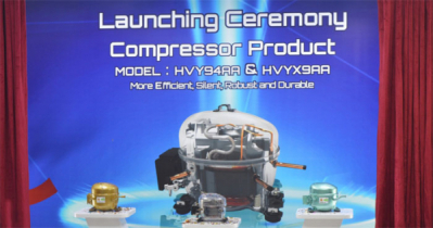 Walton launches two new modelsof second generation compressor