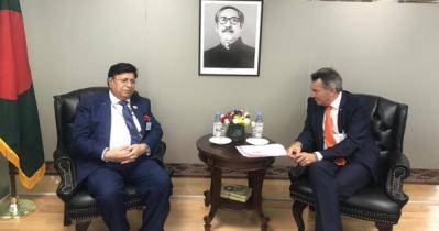 ICRC President appreciate humanitarian role of Bangladesh