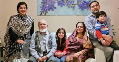 কানাডায় ট্রাক চাপা দিয়ে মুসলিম পরিবারের ৪ জনকে হত্যা