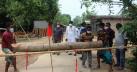 চুয়াডাঙ্গার পৌর এলাকা ও আলোকদিয়া ইউনিয়নে রবিবার থেকে সাতদিনের লকডাউন
