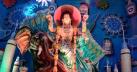 করোনা মহামারীর থিমে সেজেছে বিশ্বকর্মার পূজোমণ্ডপ