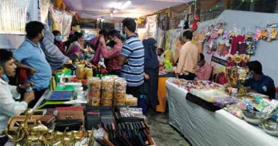 চট্টগ্রামে চলছে বিসিক শিল্প ও পণ্য মেলা