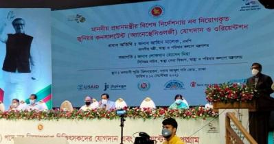 করোনা নিয়ন্ত্রণে বাংলাদেশ সফল: স্বাস্থ্যমন্ত্রী
