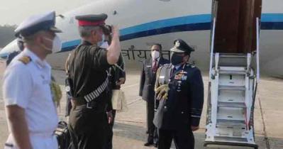 তিনদিনের সফরে ঢাকায় ভারতীয় বিমানবাহিনীর প্রধান