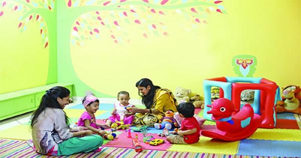 পাস করা হয়েছে 'শিশু দিবাযত্ন কেন্দ্র-২০২১ বিল'